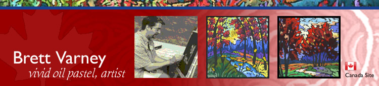The offical Brett Varney homepage, award winning artist. This site is artist maintained.